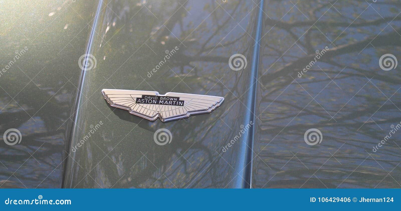 Aston Martin Rapide Front Detail Editorial Photo Image Of Grey - Palm beach aston martin
