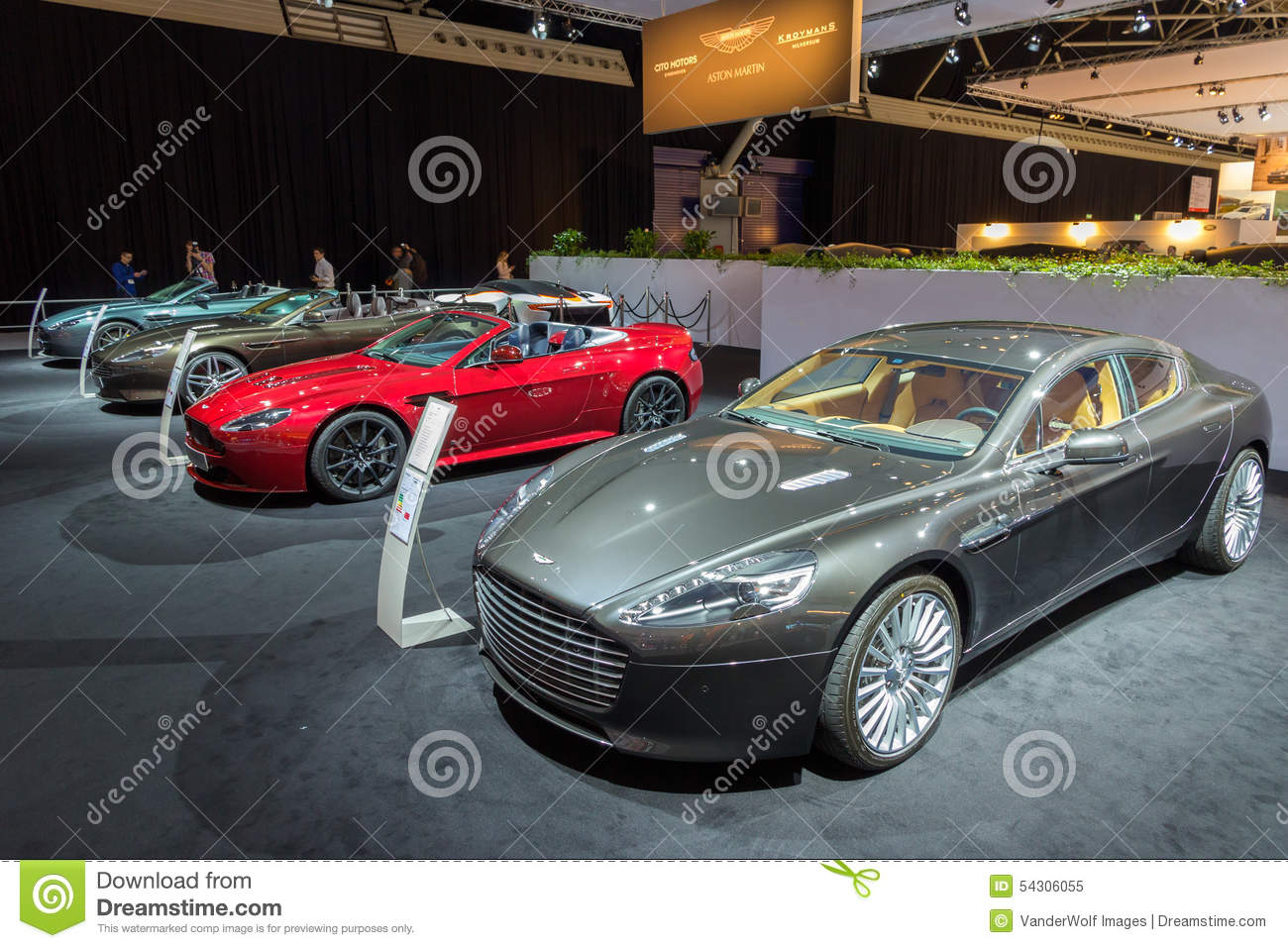 Martin Manufacturer Of Luxury Sports Cars Founded In