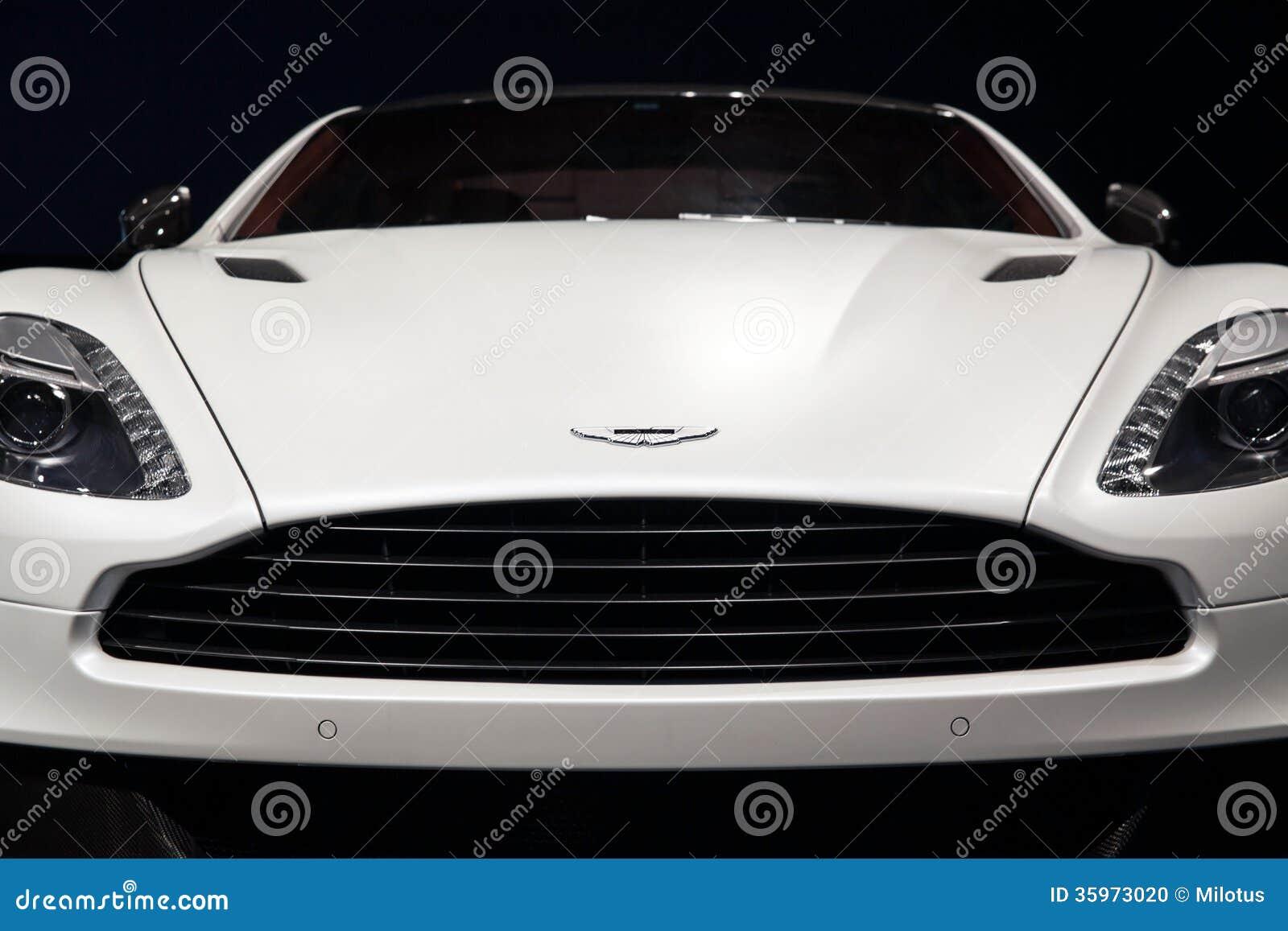 Aston Martin Vanquish-Series