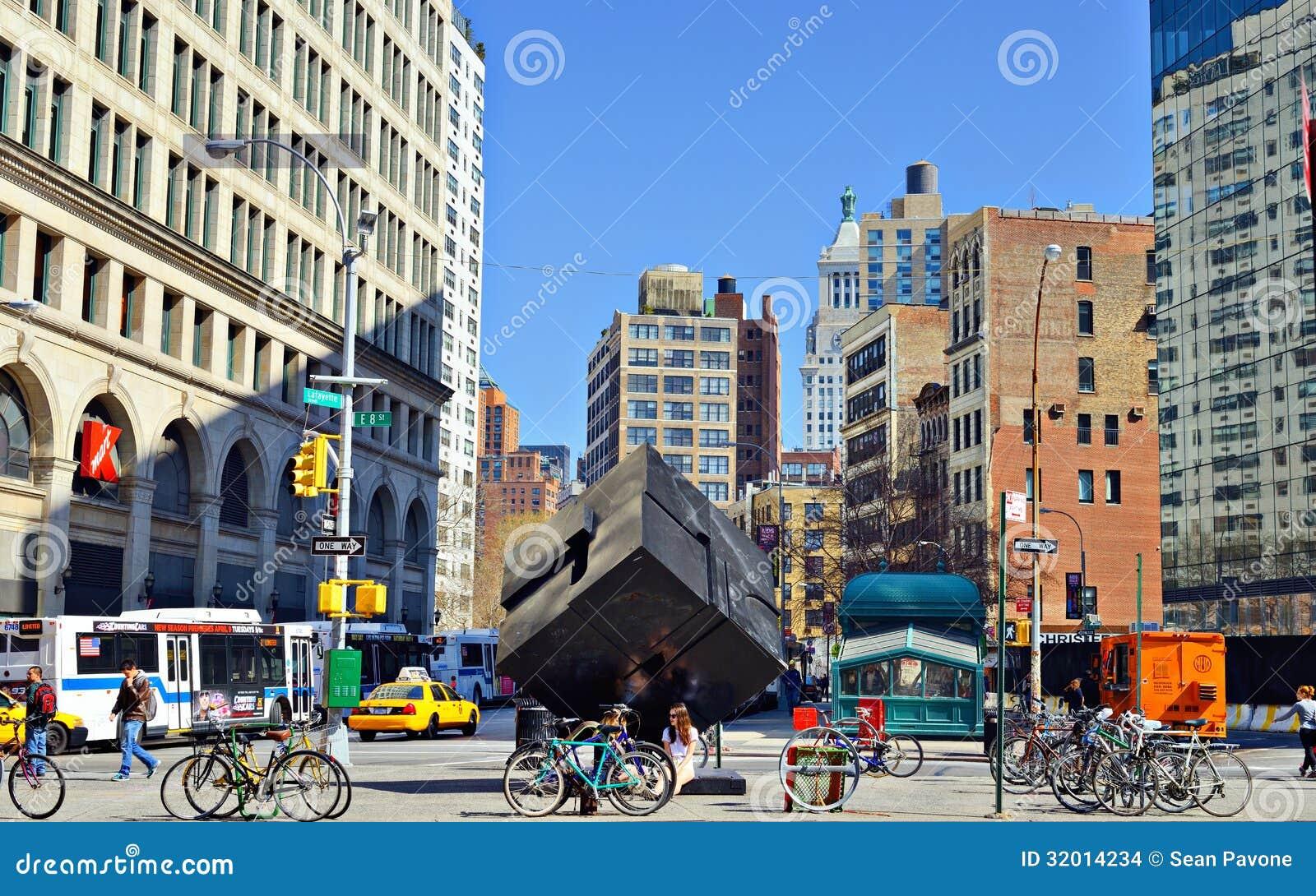 Astor miejsce Manhattan