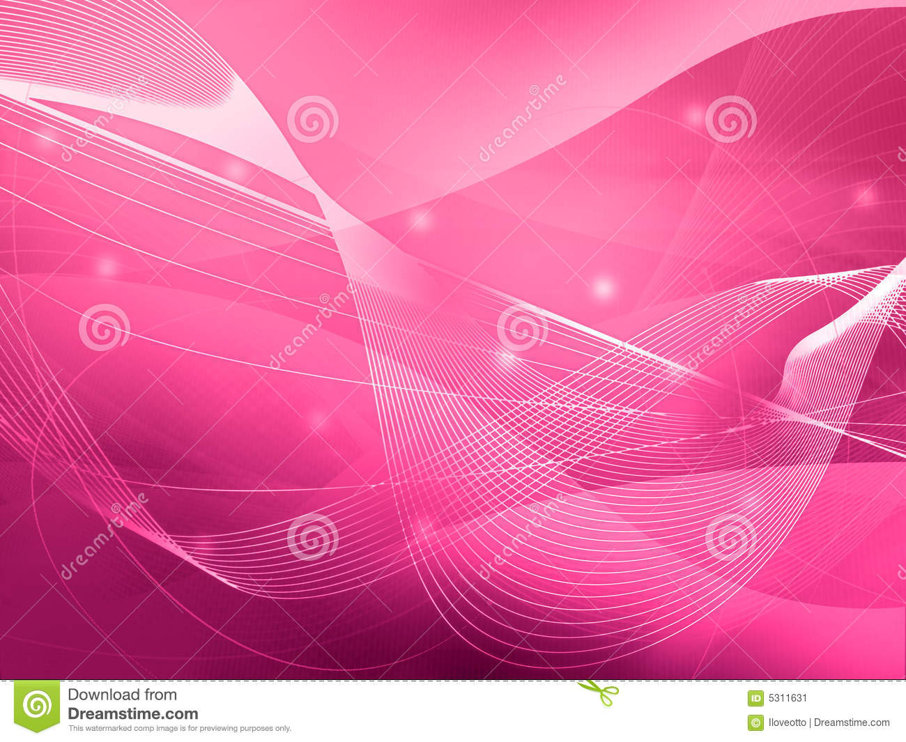 Download Astratto raffreddi le onde illustrazione di stock. Illustrazione di righe - 5311631