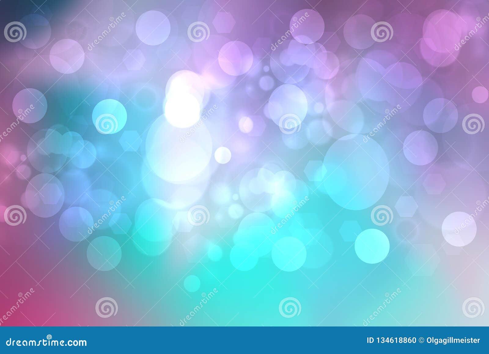 Astratto variopinto fondo molle colorato bello pastello Pendenza da porpora al blu Spazio per testo