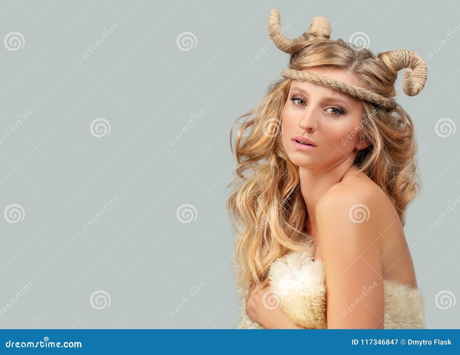 Astrología Mujer Aries Zodiac Sign
