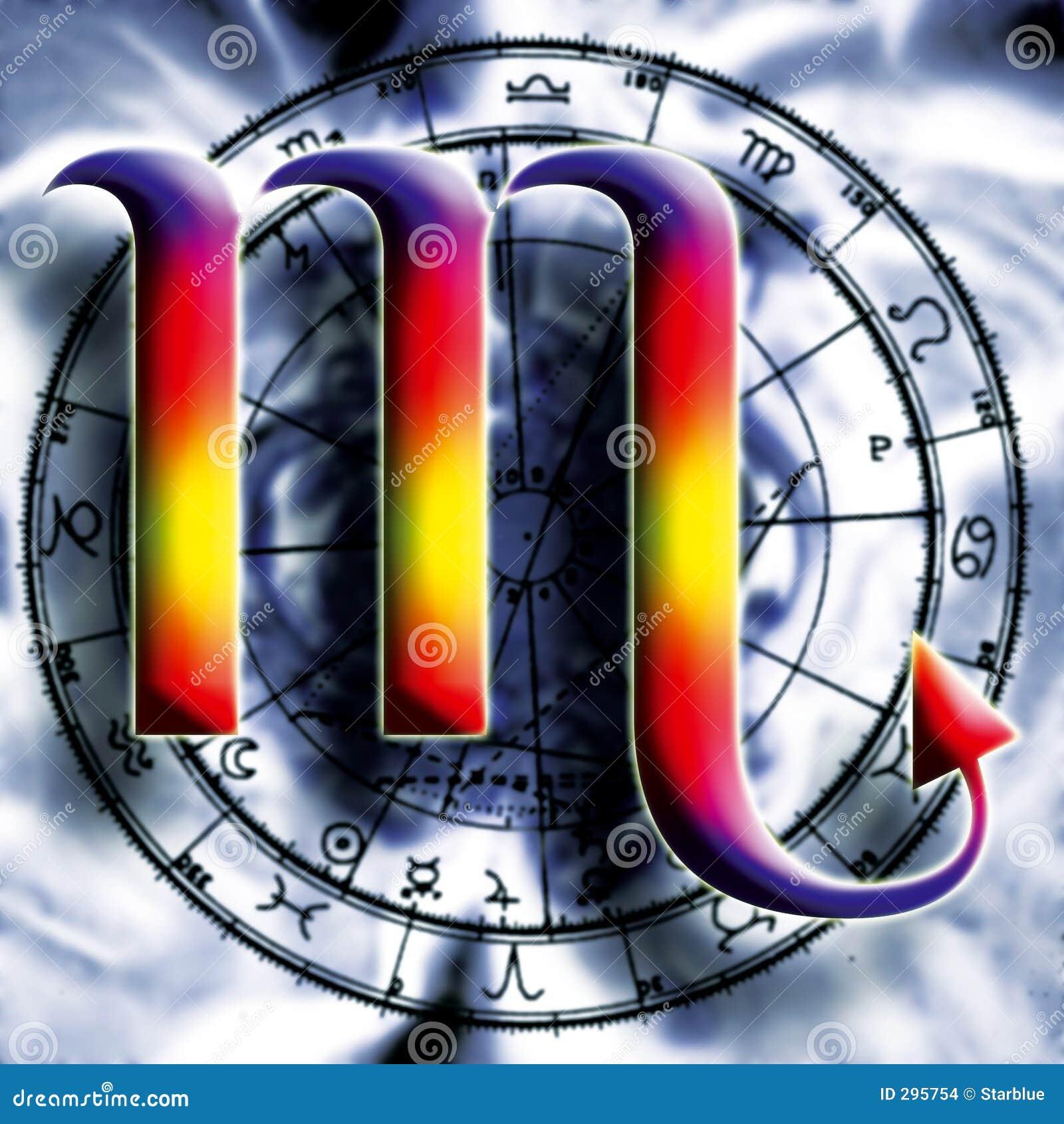 Astrological sign scorpio