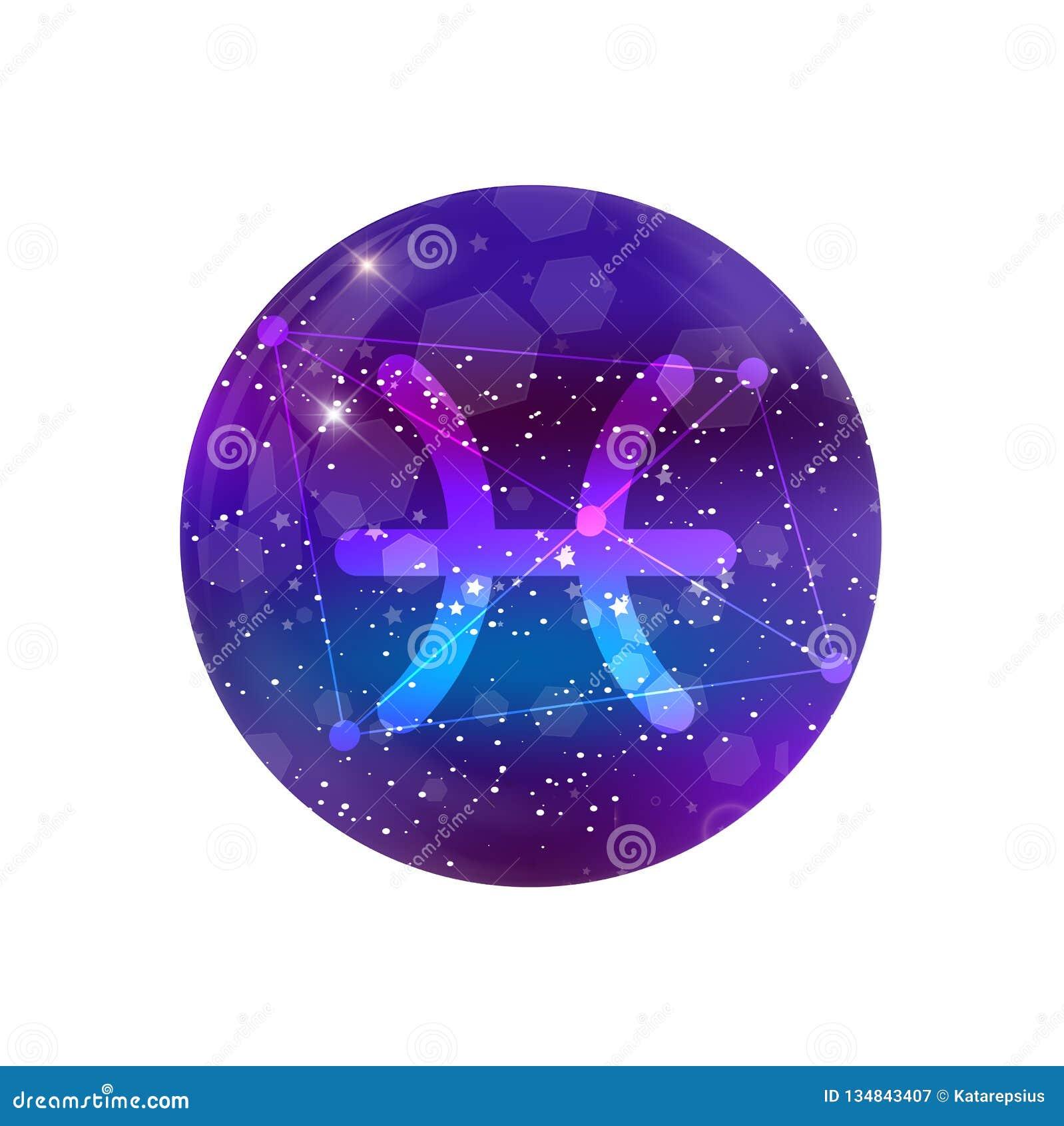 Astrological Symbol Of Sagittarius  Abstract Vector Shiny Western