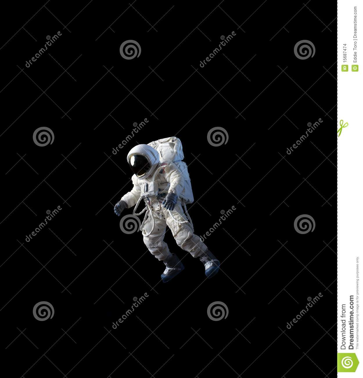 astronaut drifts into space - photo #16