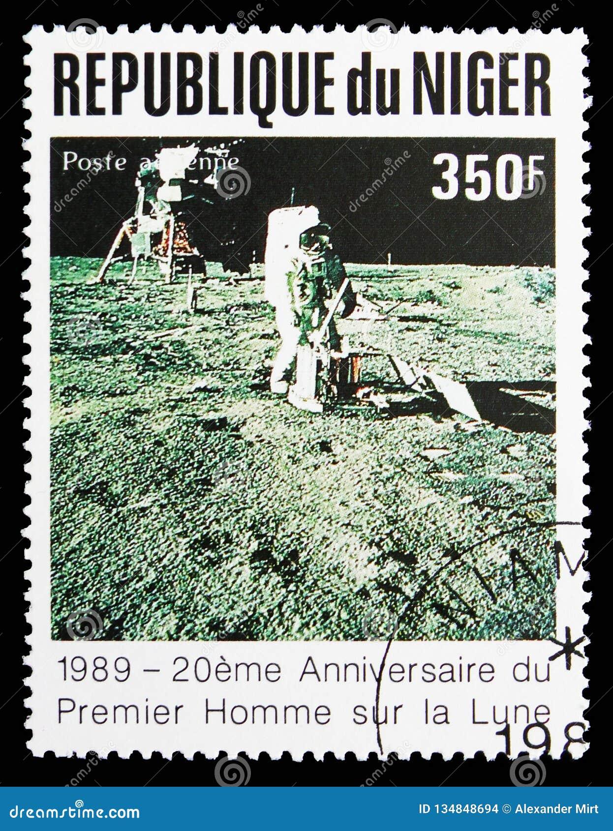 Astronaut Mond