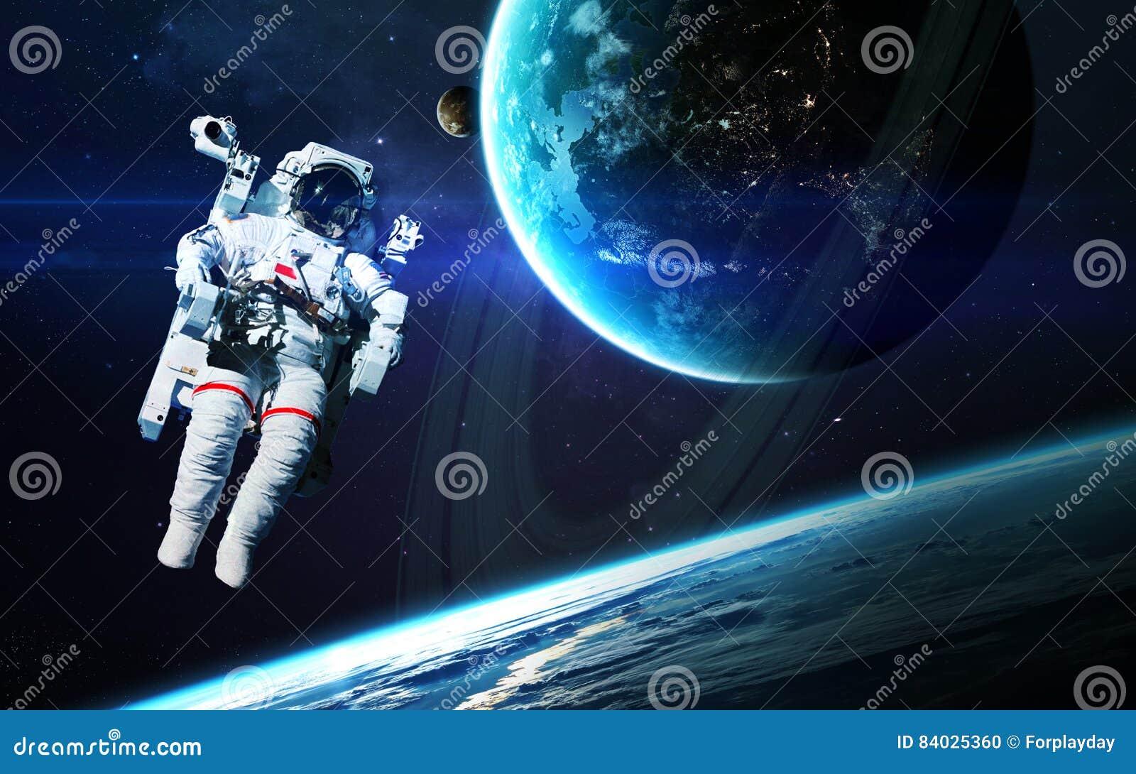 astronaut deep space - photo #4