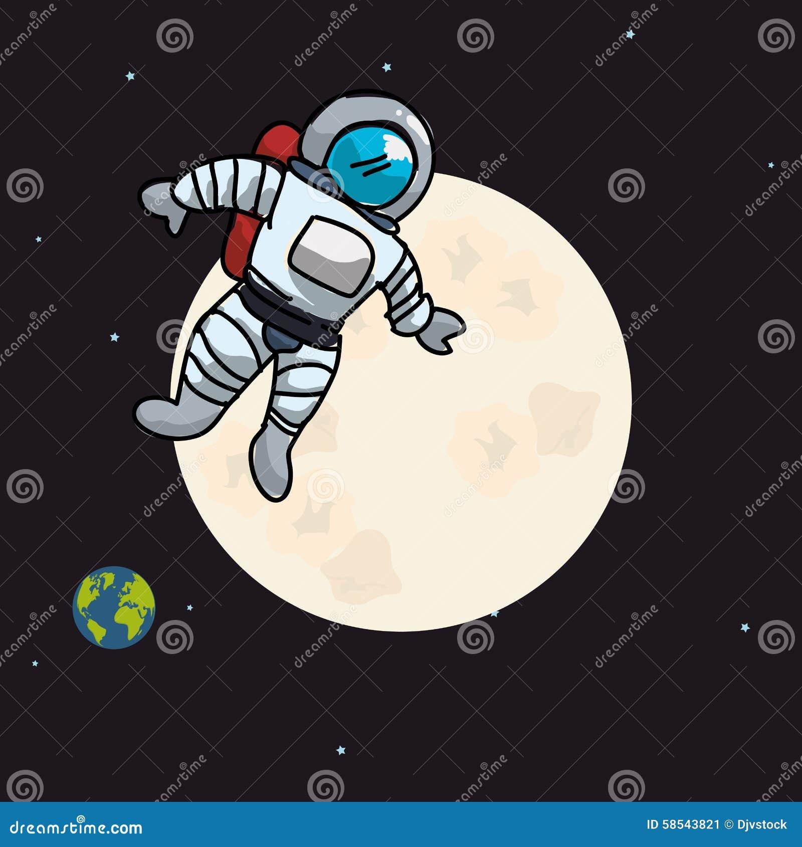 astronaut design - photo #21