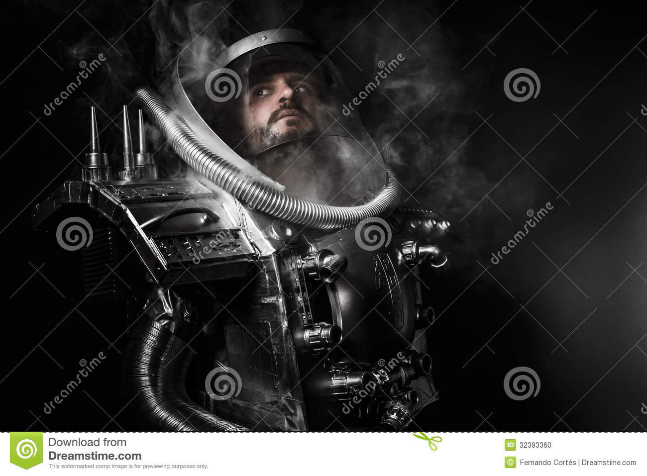 astronaut with weapon - photo #22