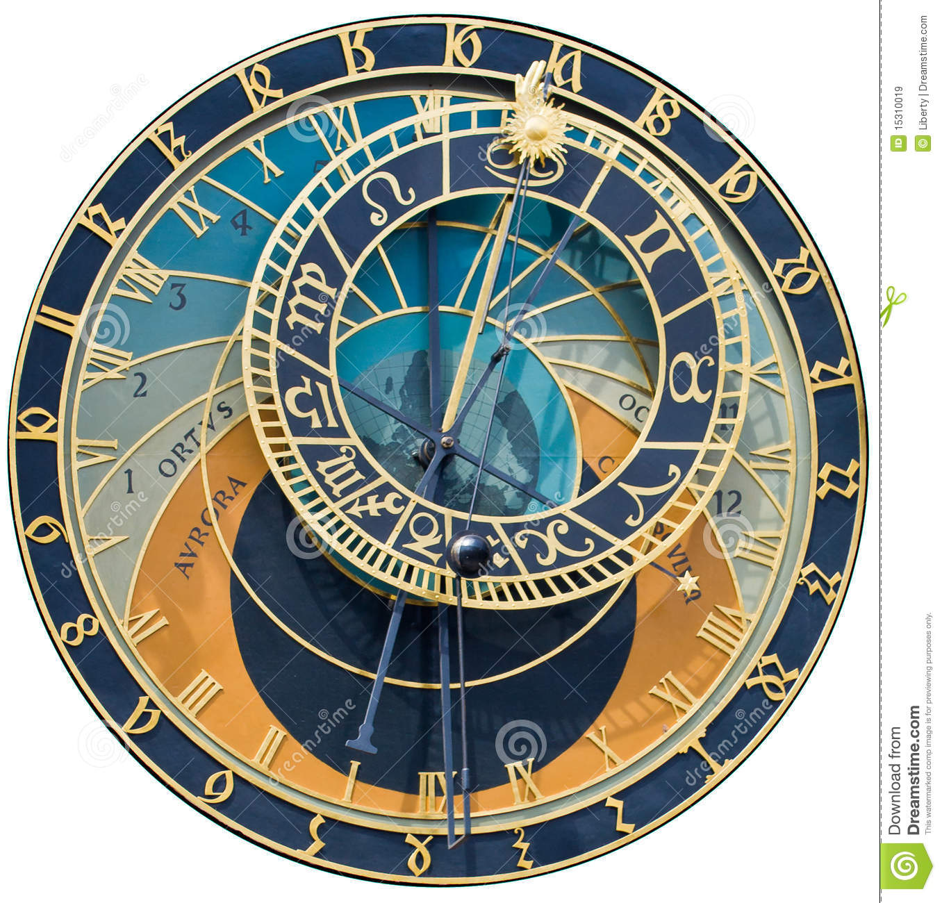 astronomy clock - photo #23
