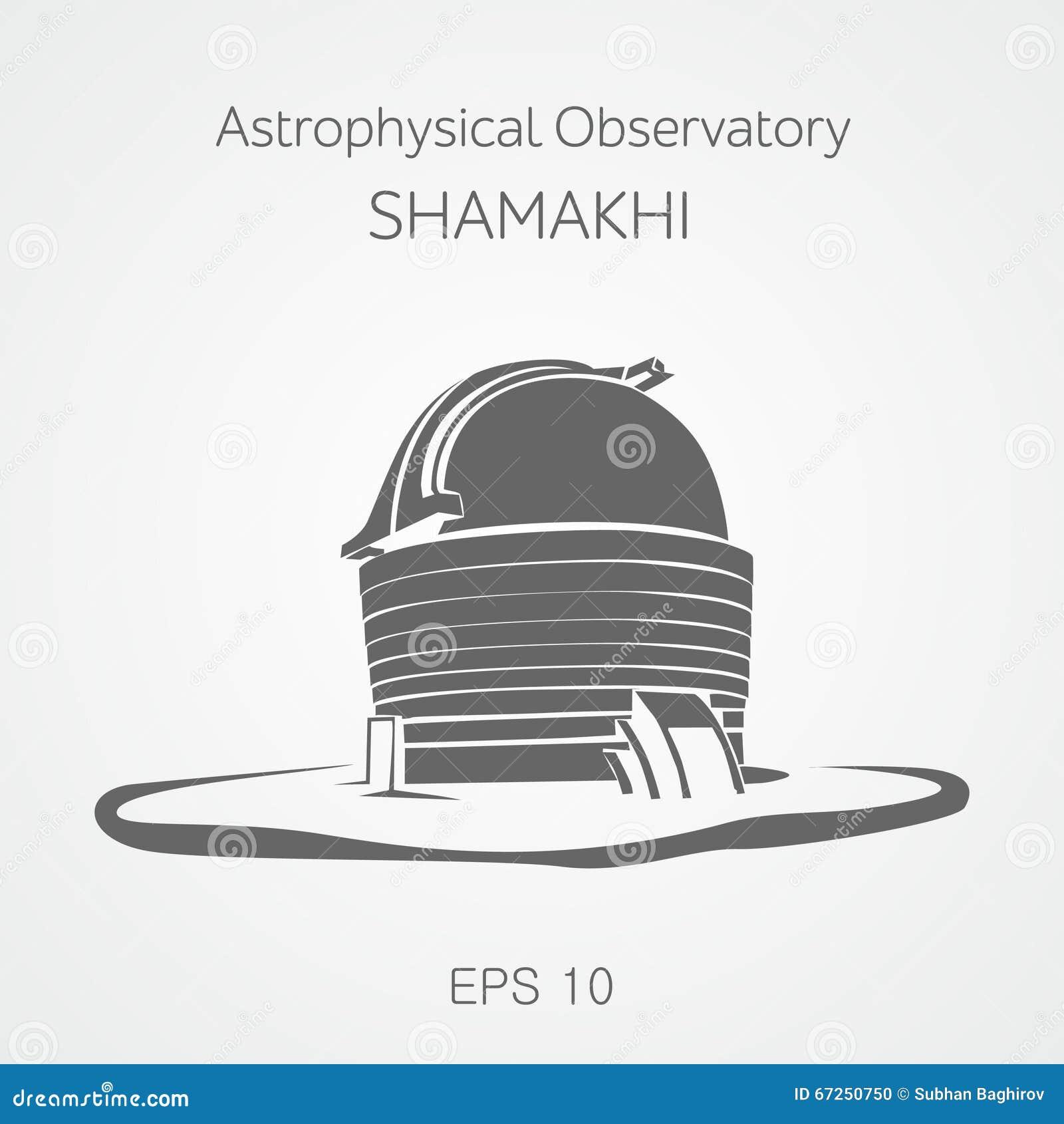 Astrophysical observatorium Shamakhi