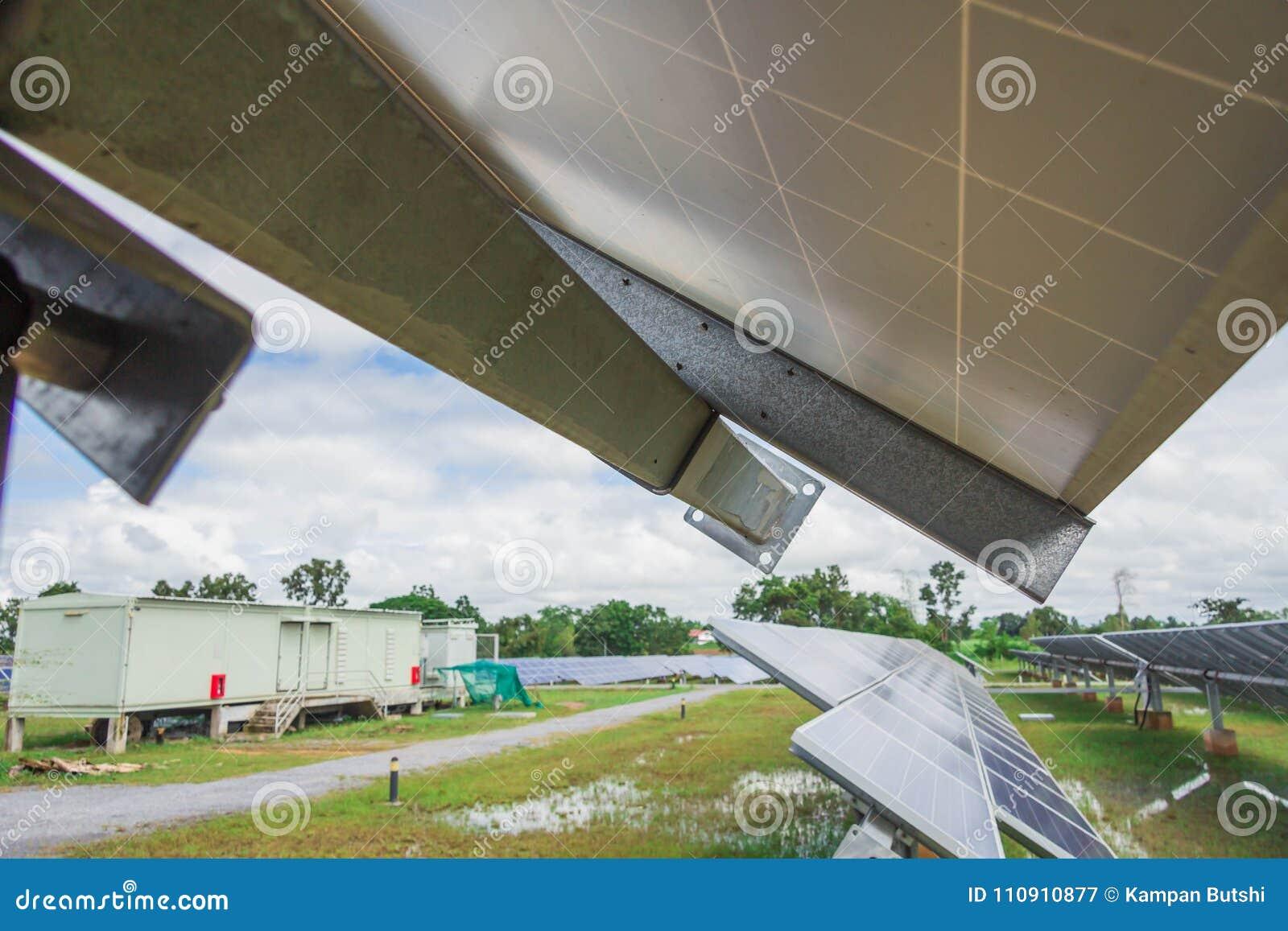 Astuce du tube de couple, 4 5MM/6MM dans le système de piste solaire d usine
