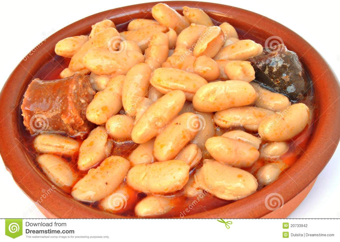 Asturian dish stock photography image 20733942 for Asturian cuisine
