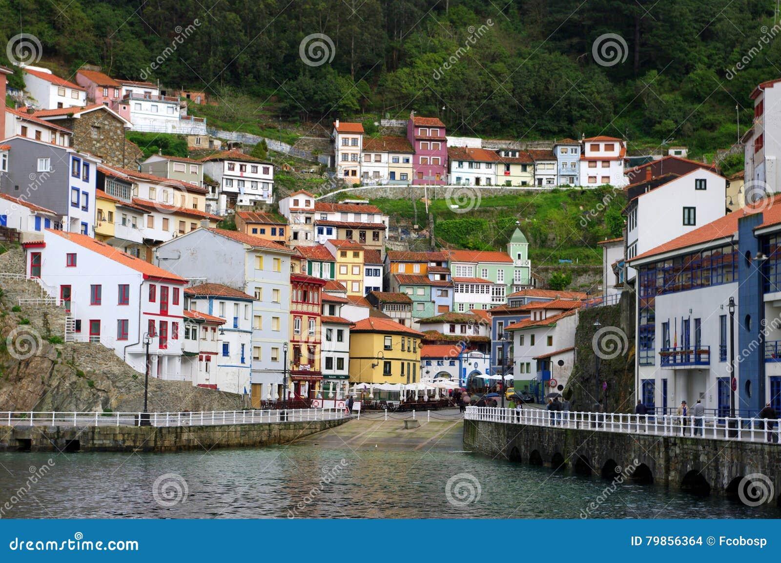 Asturias cudillero spain