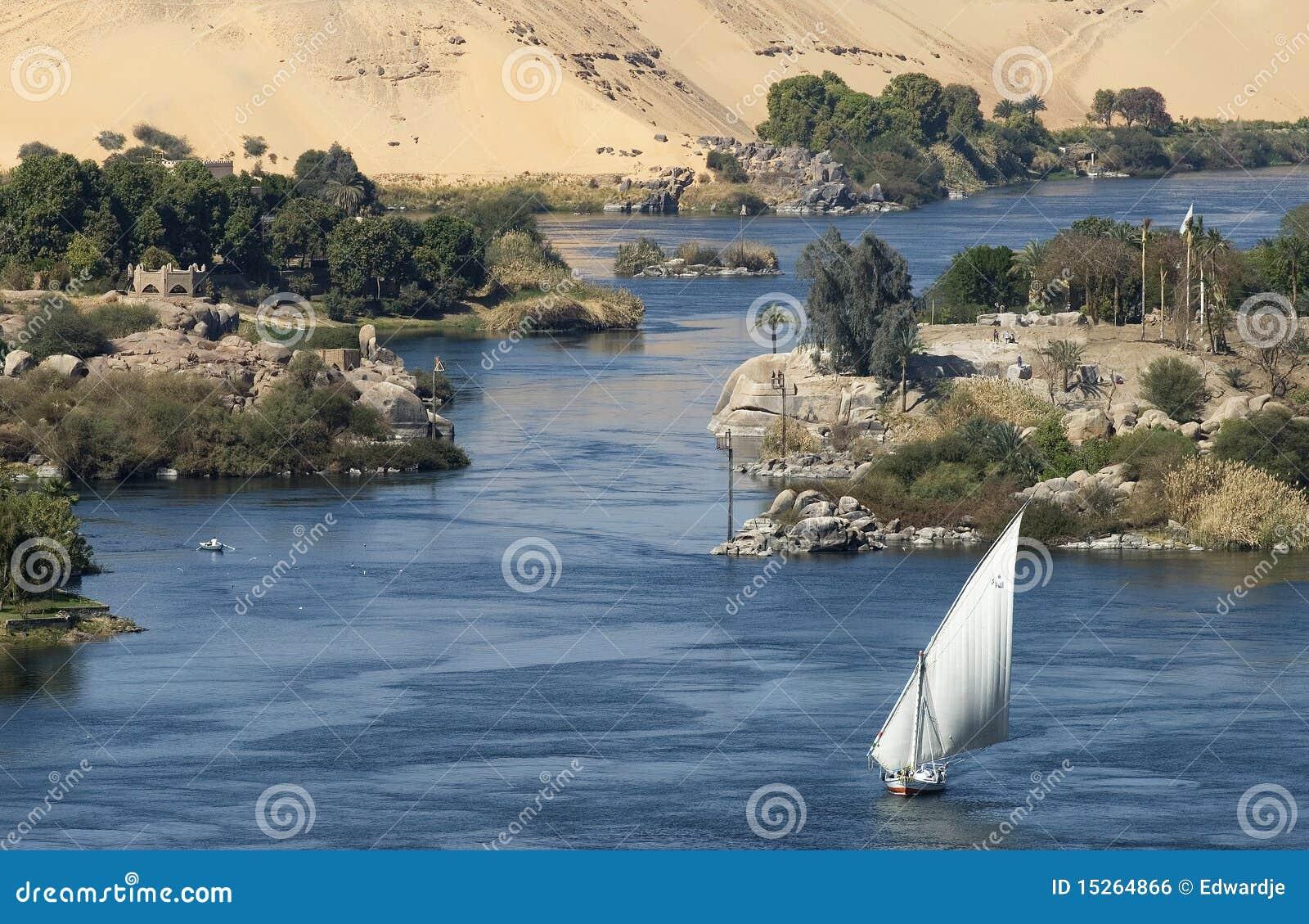Aswan Νείλος
