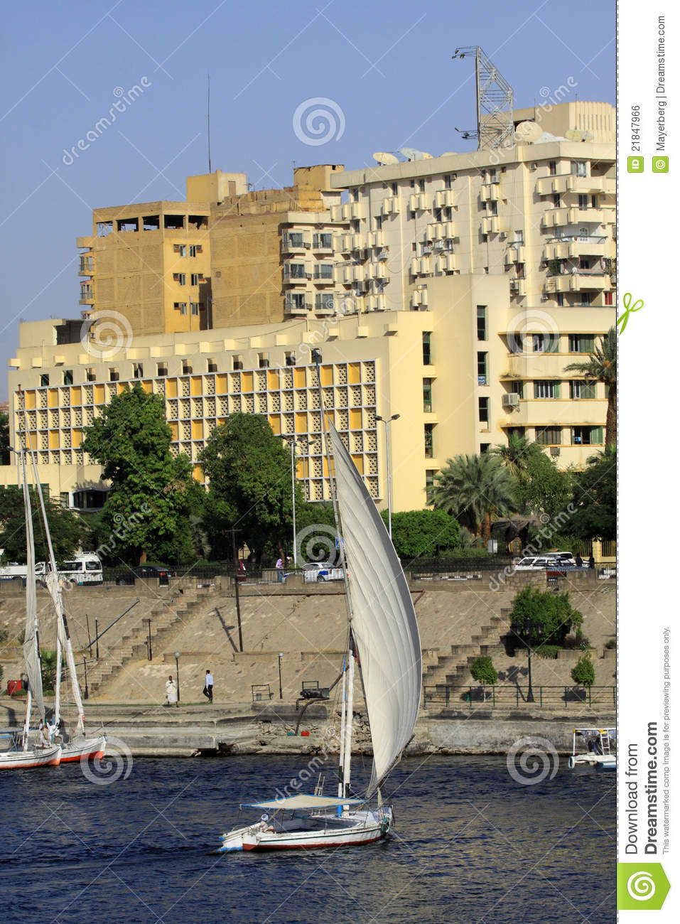 Aswan Egypt  city pictures gallery : Aswan Egypt Royalty Free Stock Image Image: 21847966