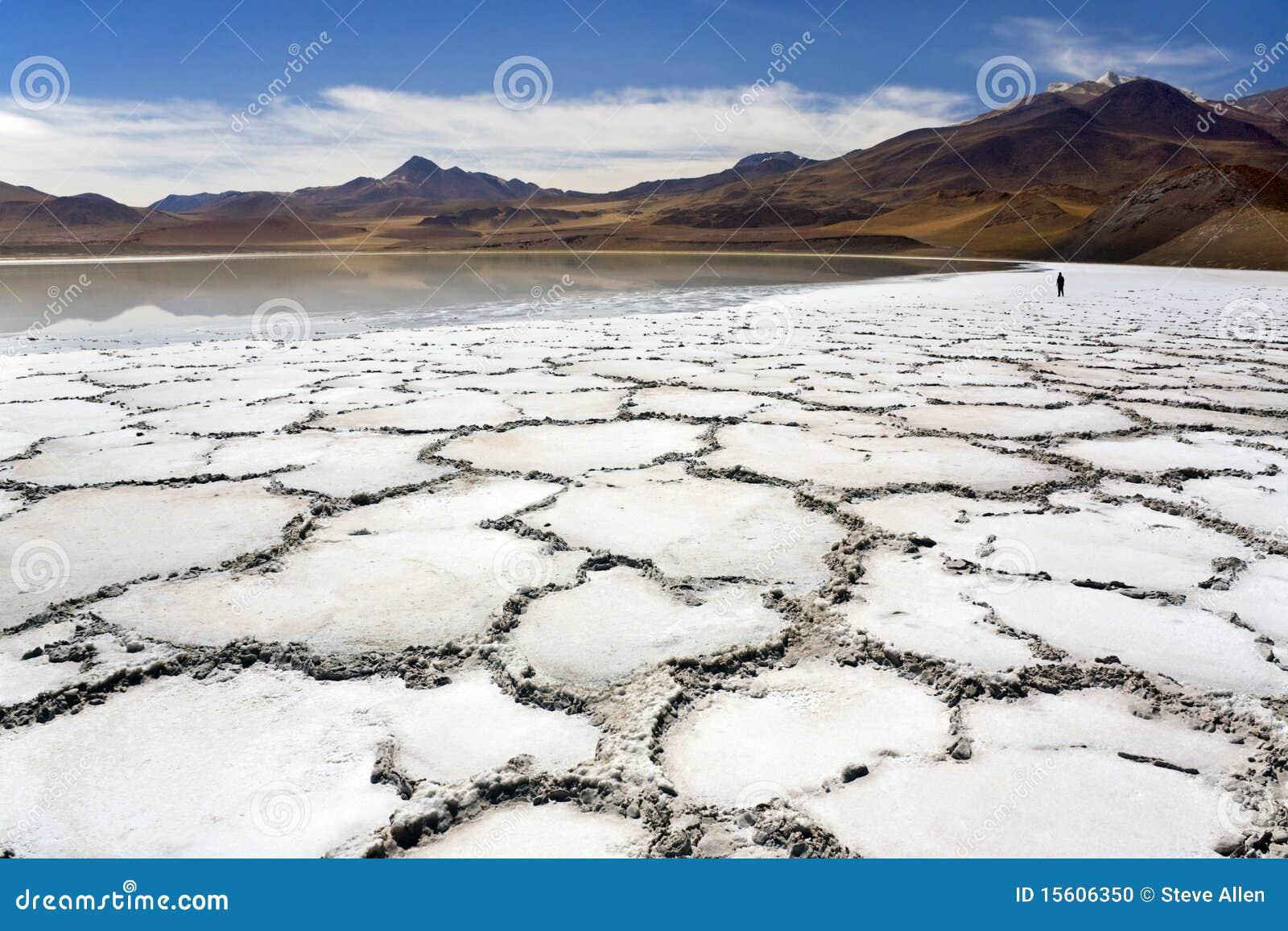 Download Atacama Desert in Chile stock photo. Image of minerals - 15606350