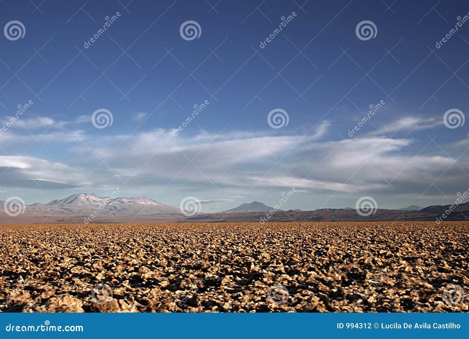 Atacama pustyni kopalni soli