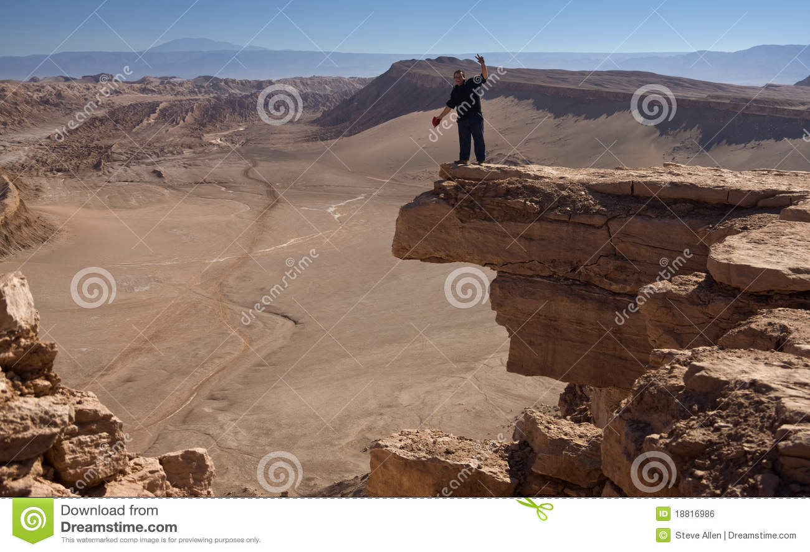 Atacama Wüste in Nordchile