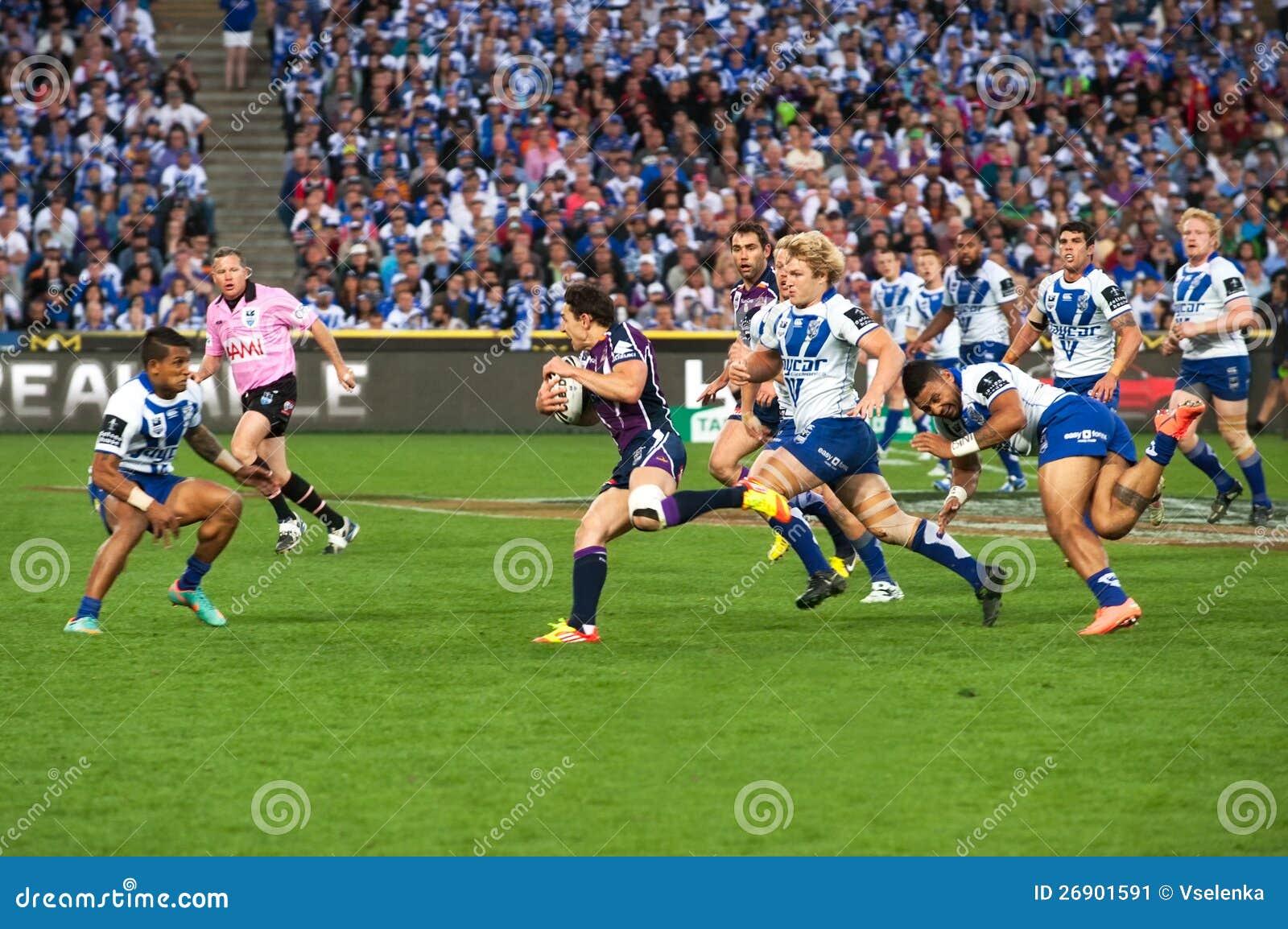 Ataque do rugby