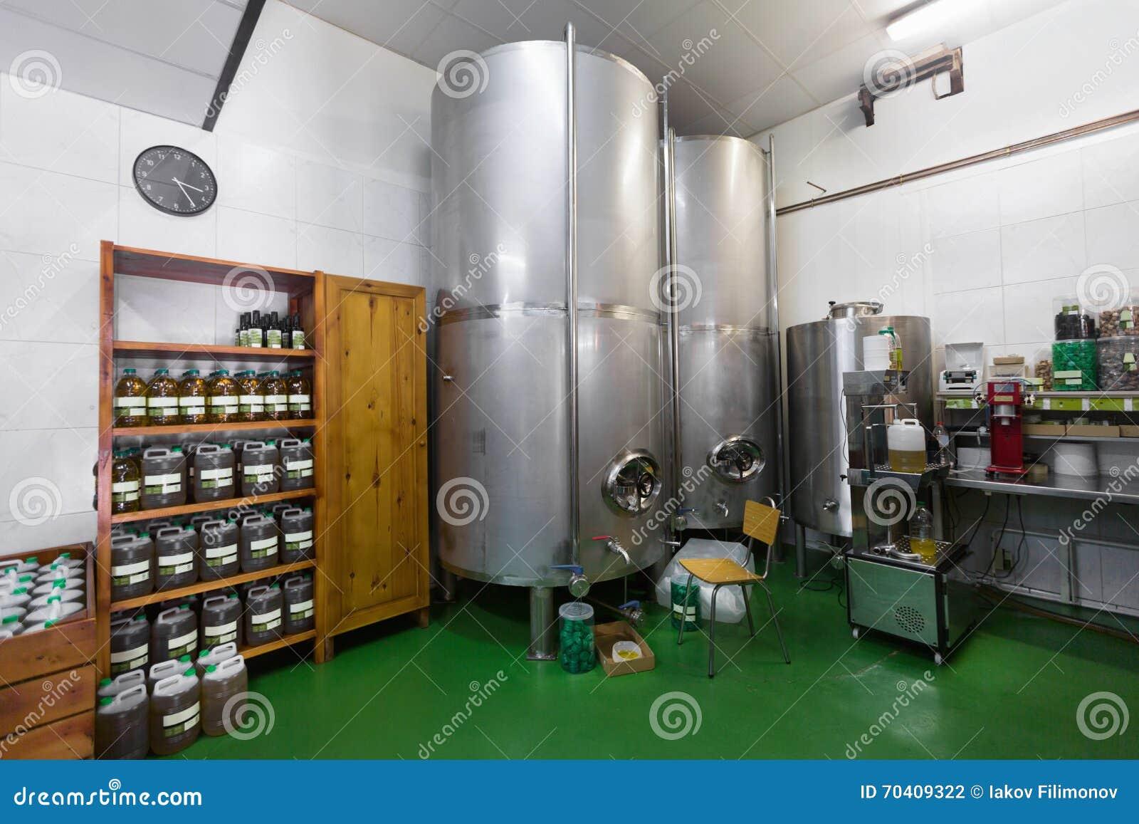 Atelier de section de produits pétroliers d extrémité