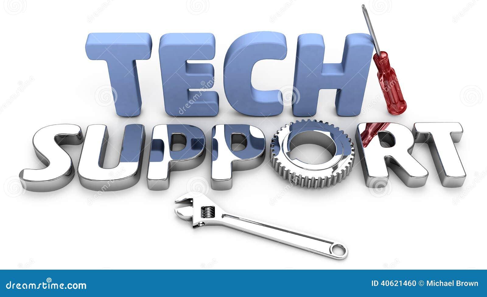 Atención al cliente para las preguntas de la tecnología