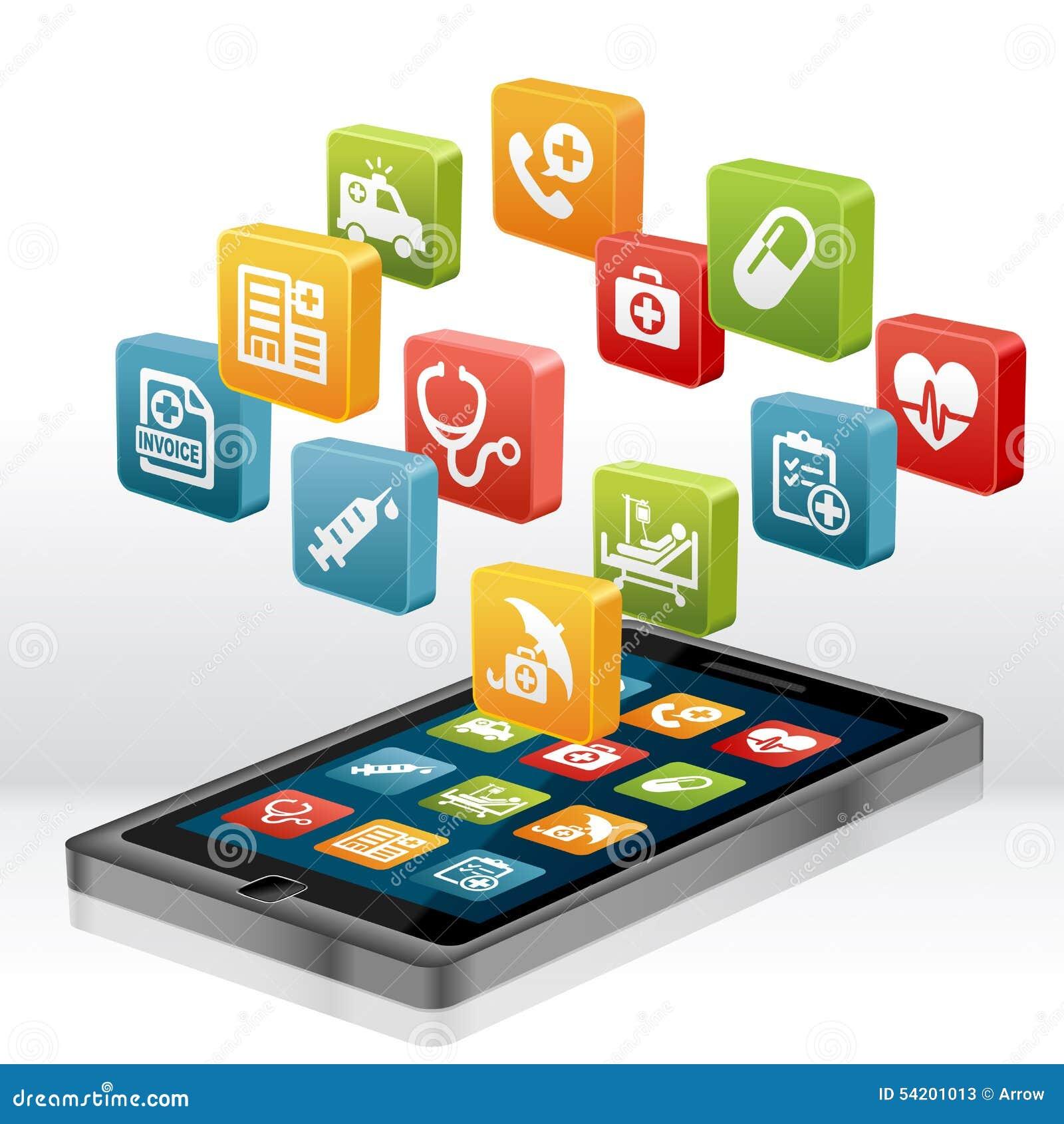 Atención sanitaria y Apps médico