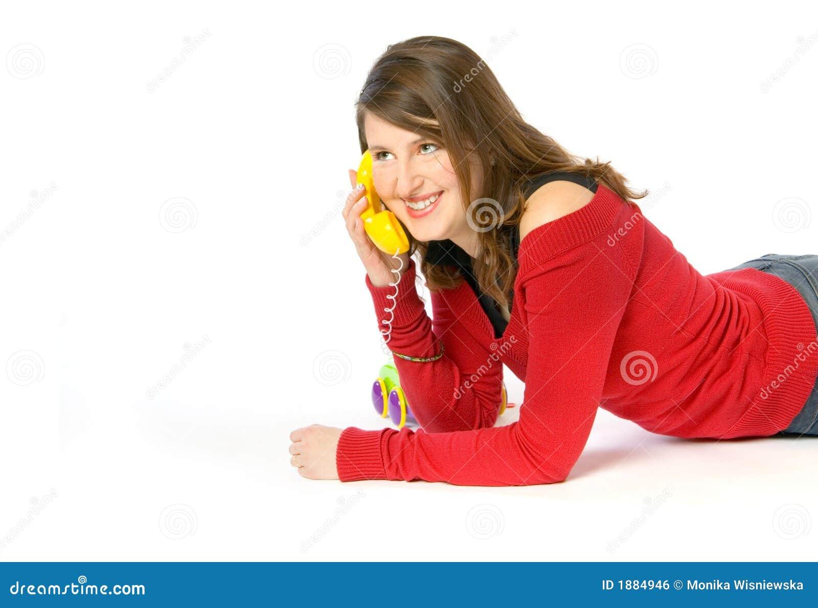 Atendimento de telefone