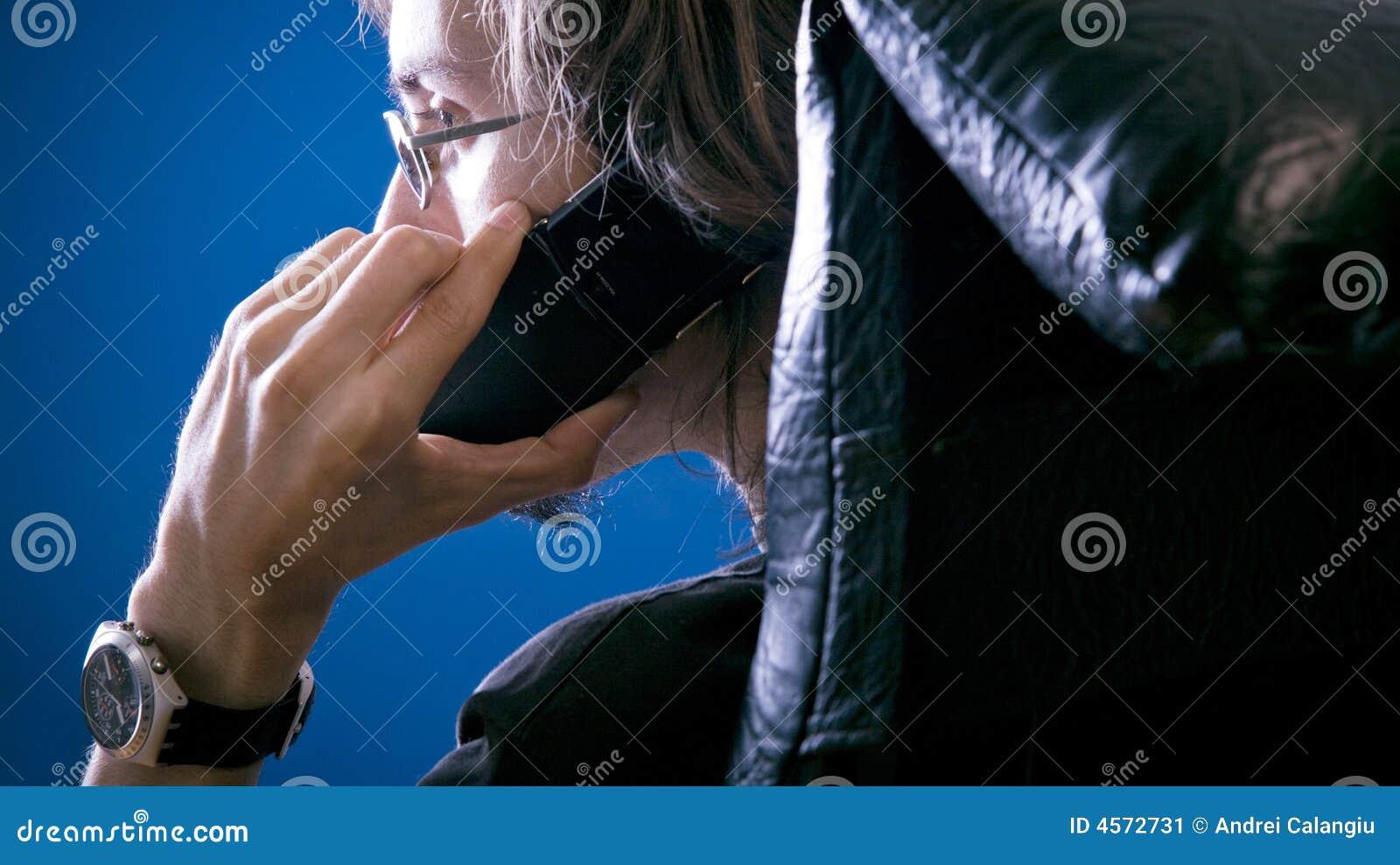 Atendimento de telefone confidencial