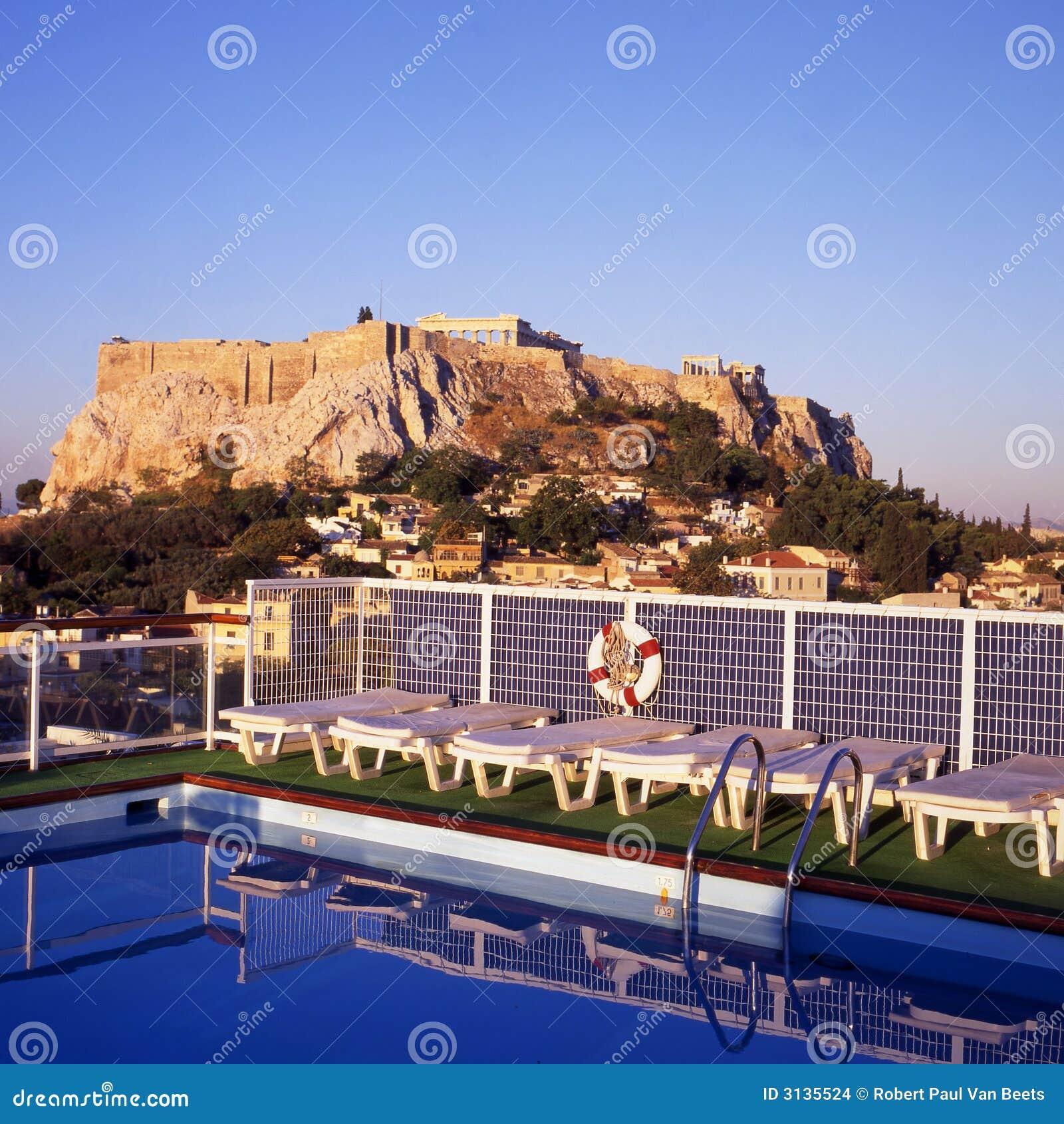 Atene e l acropoli