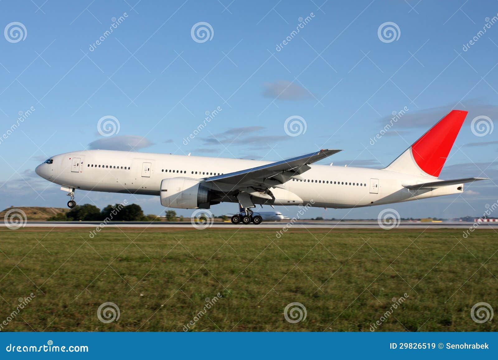 Aviões da aterragem