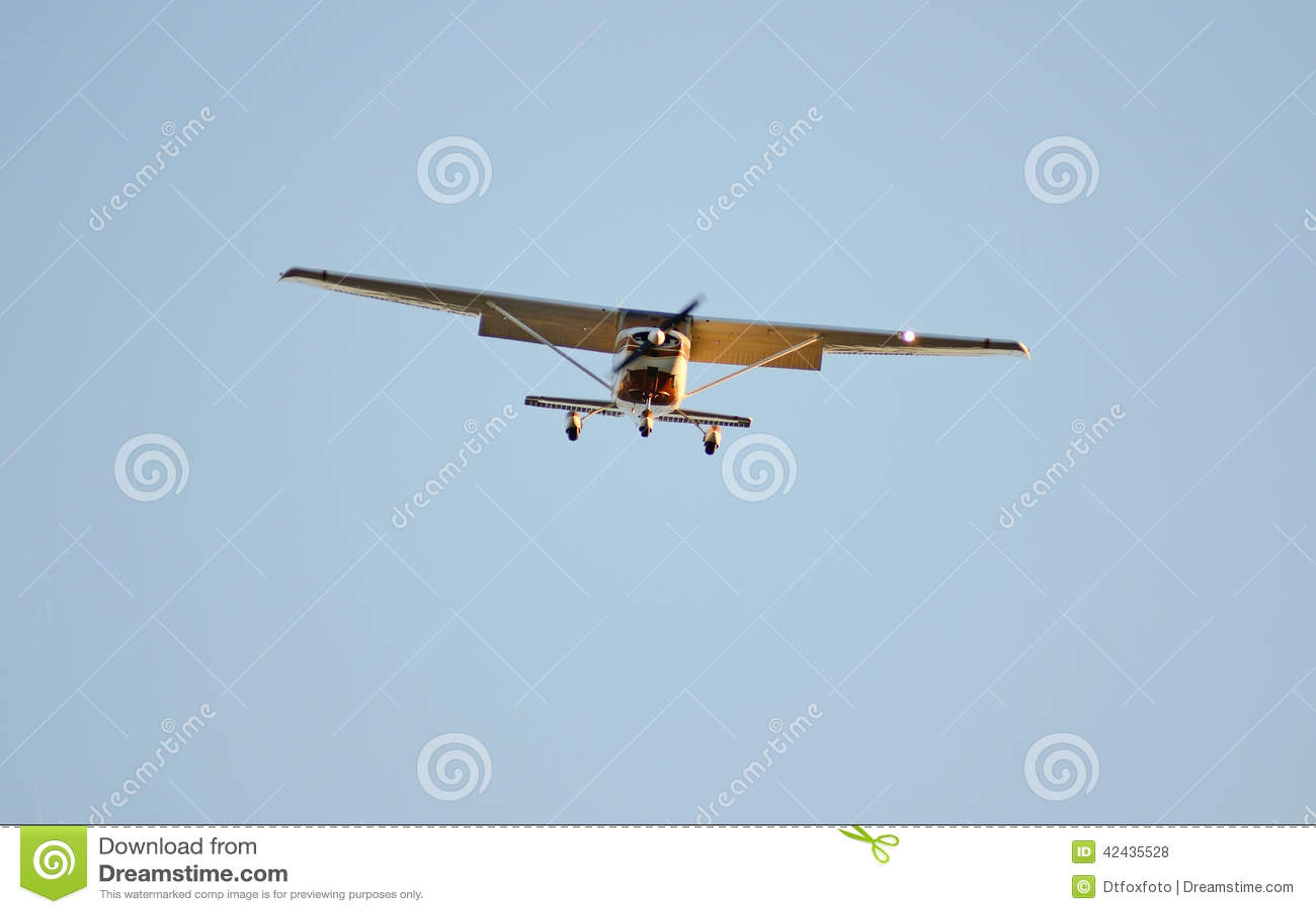 Aterrizaje plano