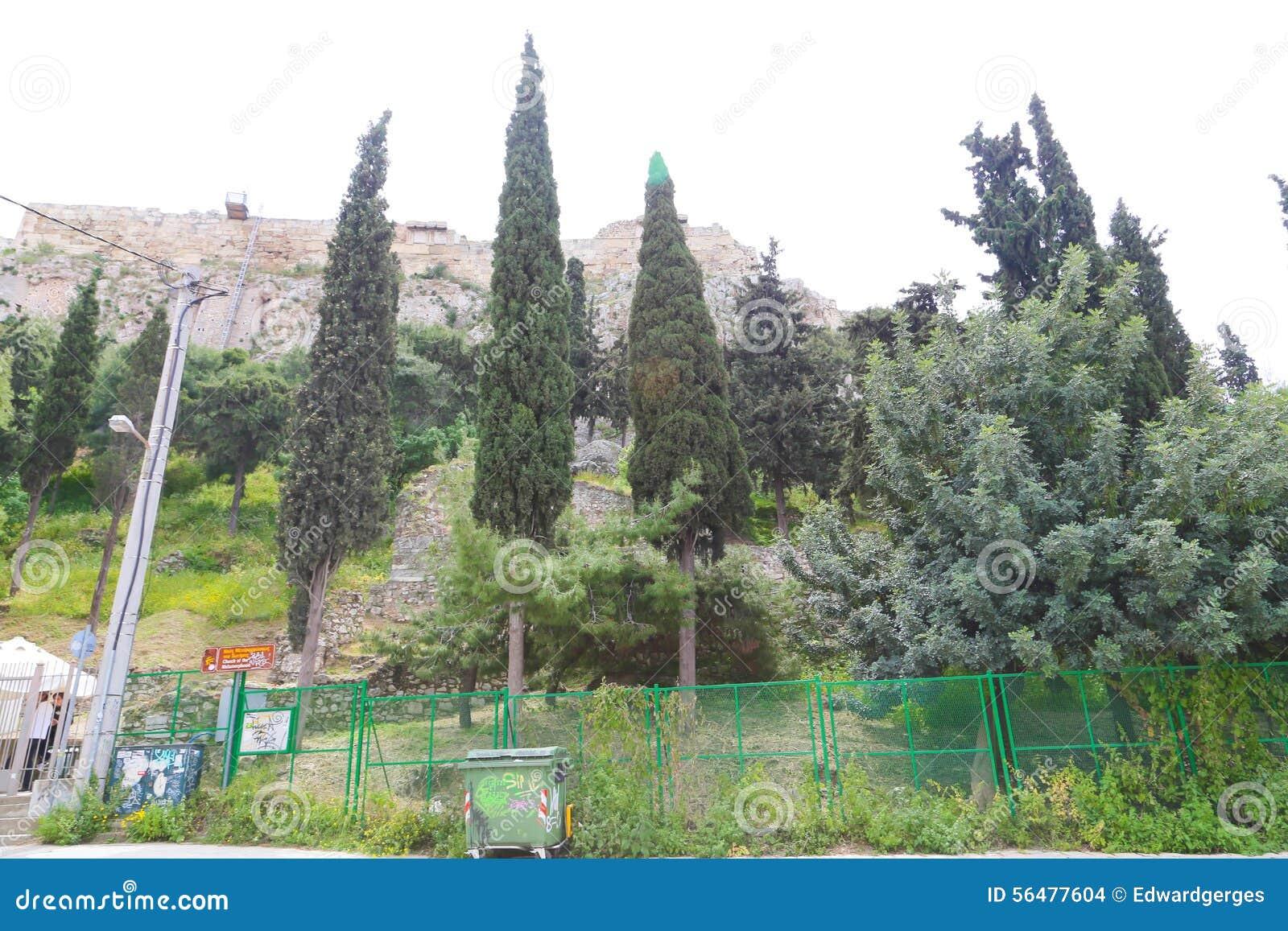 Athènes - la Grèce