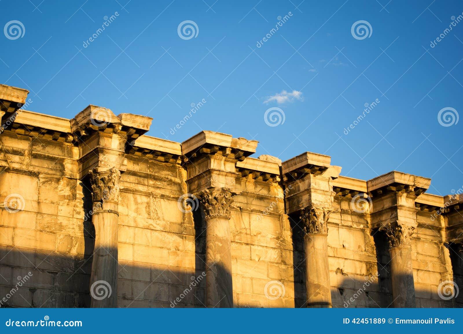 Athen-Monumente