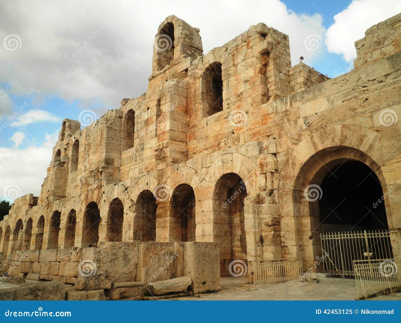 Athen ruiniert Griechenland