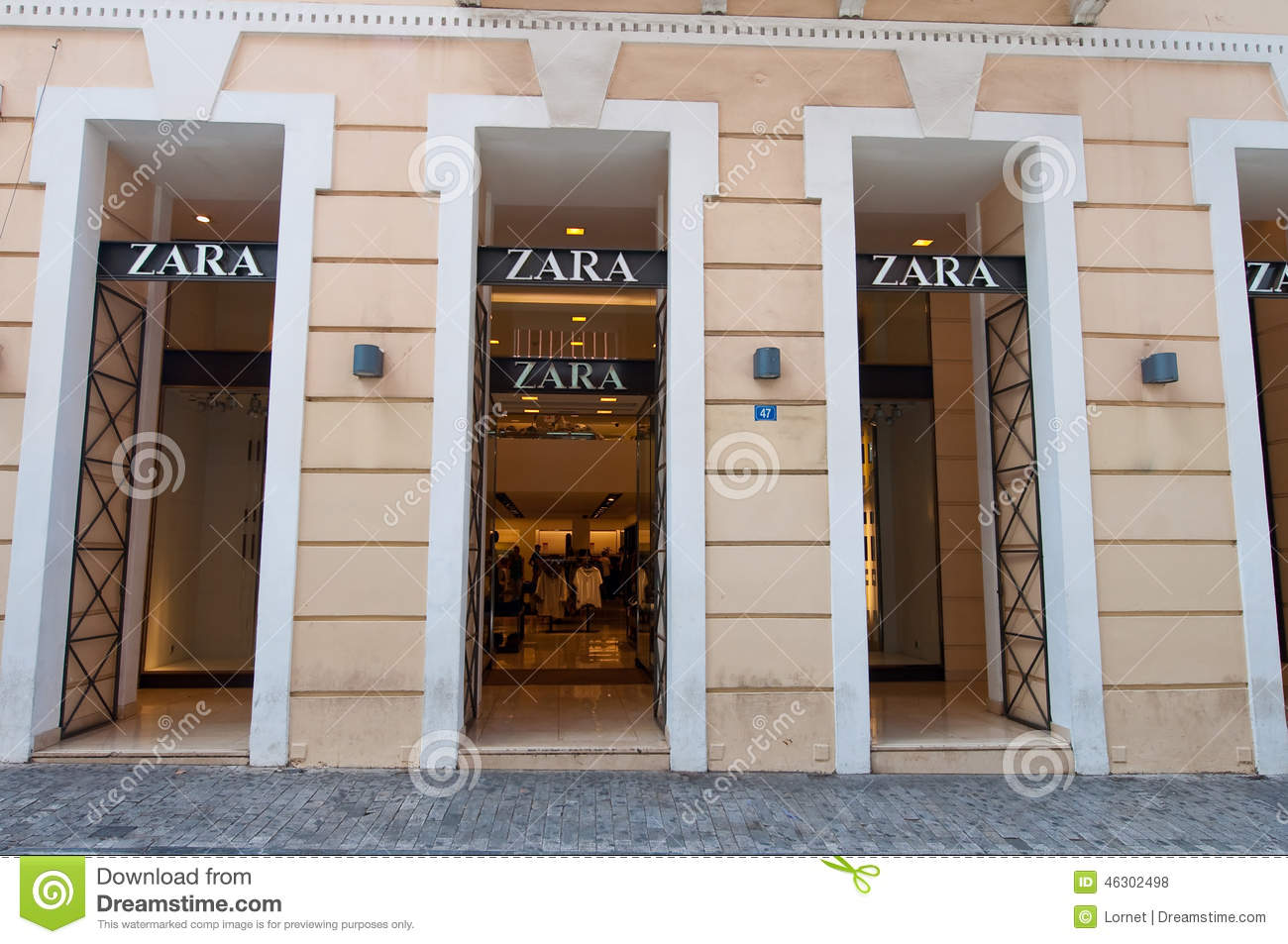 Spanish clothing store names. Clothes stores