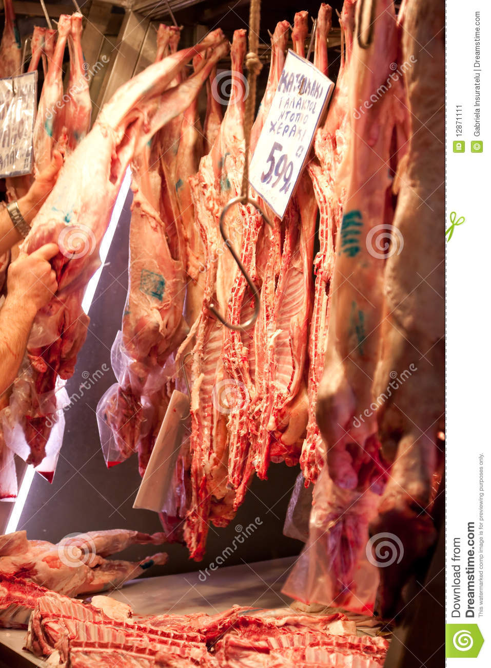 meat market stock images - photo #47