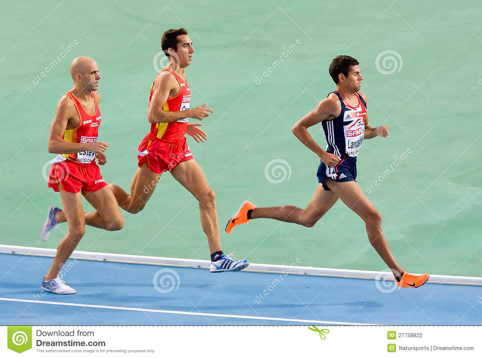 Athlétisme 1500 mètres