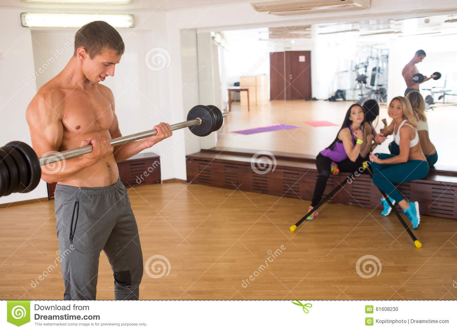 Fitness girls sex
