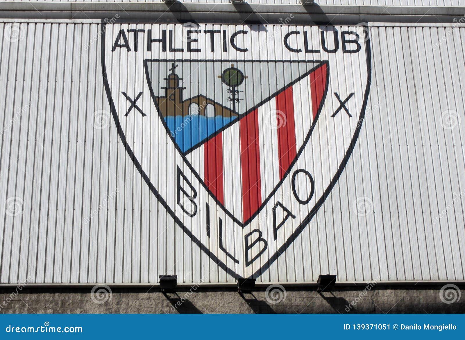 Athletic bilbao logo editorial photo. Image of sport ...