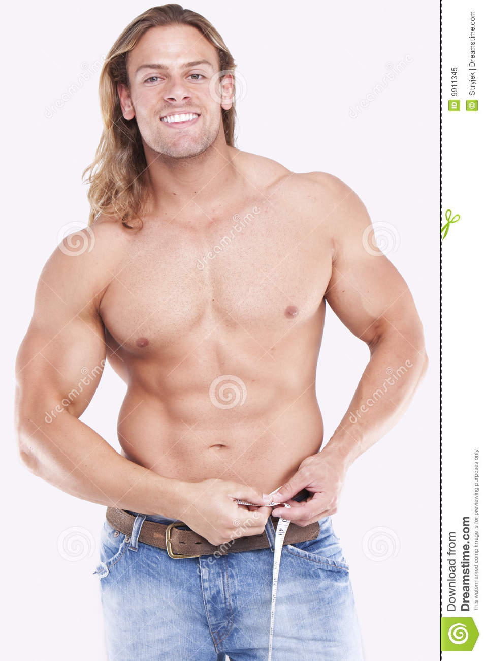 young male model with athletic body royalty free stock image image