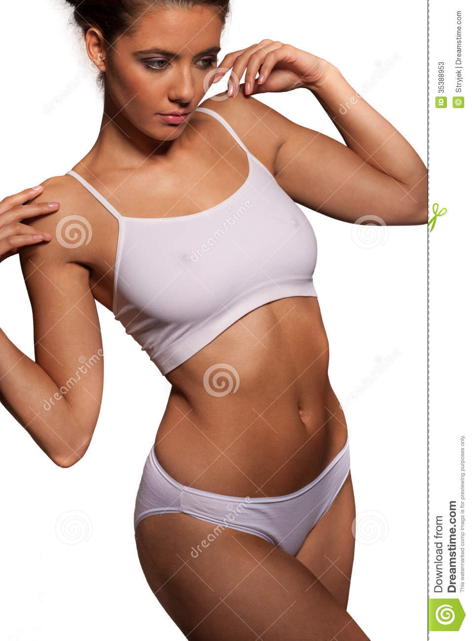 Think, what wife posing bra and panties confirm