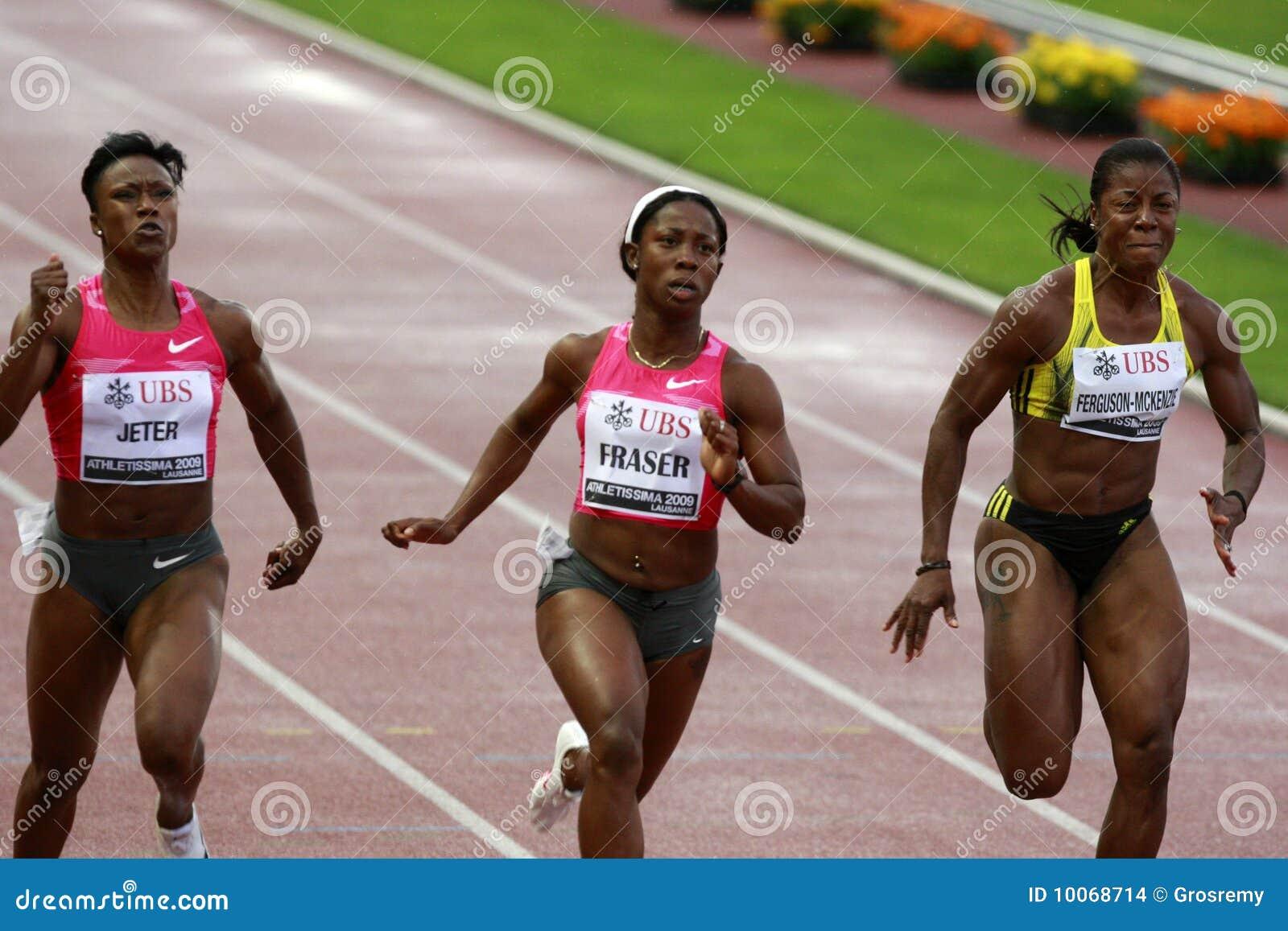 Athletissima Fraser 2009