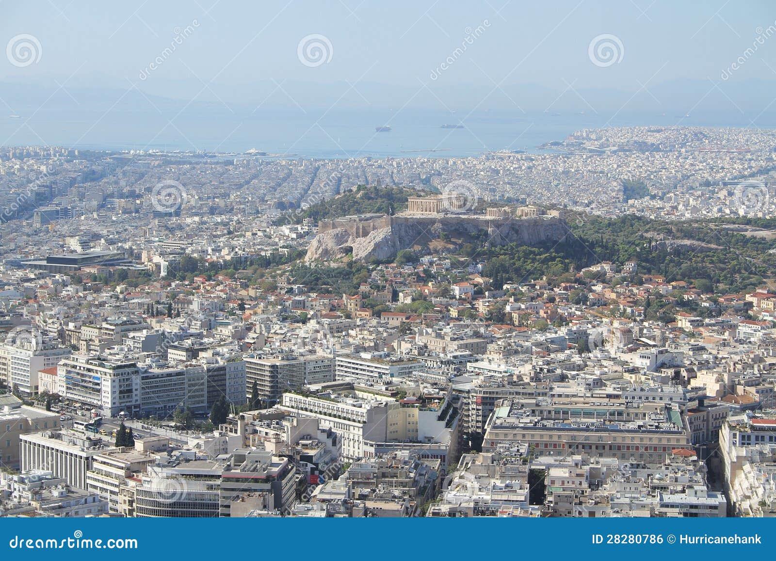 athenes capitale de grece