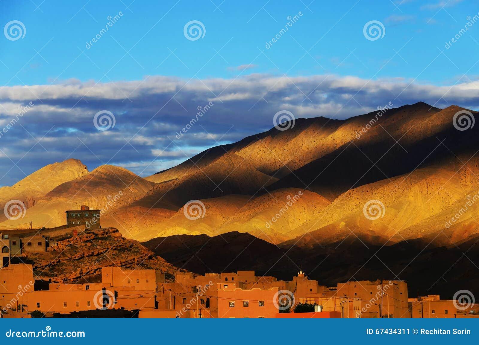 Atlant góry