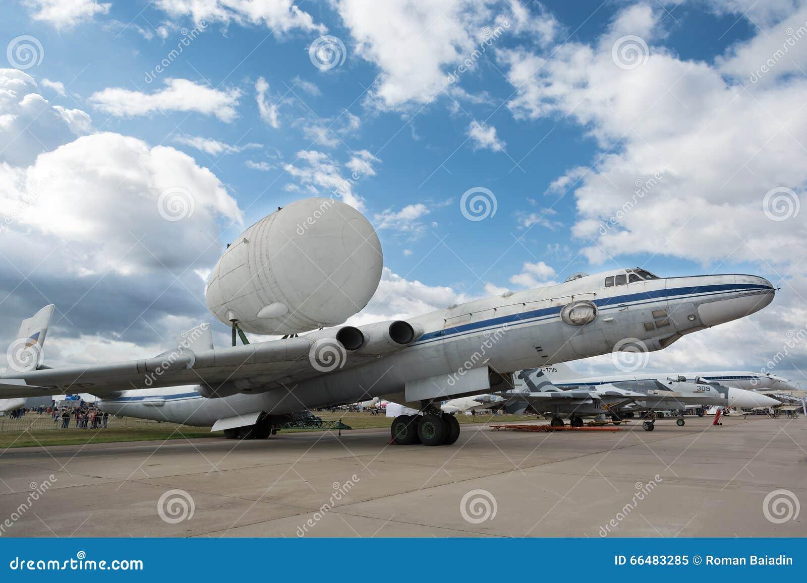 Antonov An124 Russian Cargo Aircraft