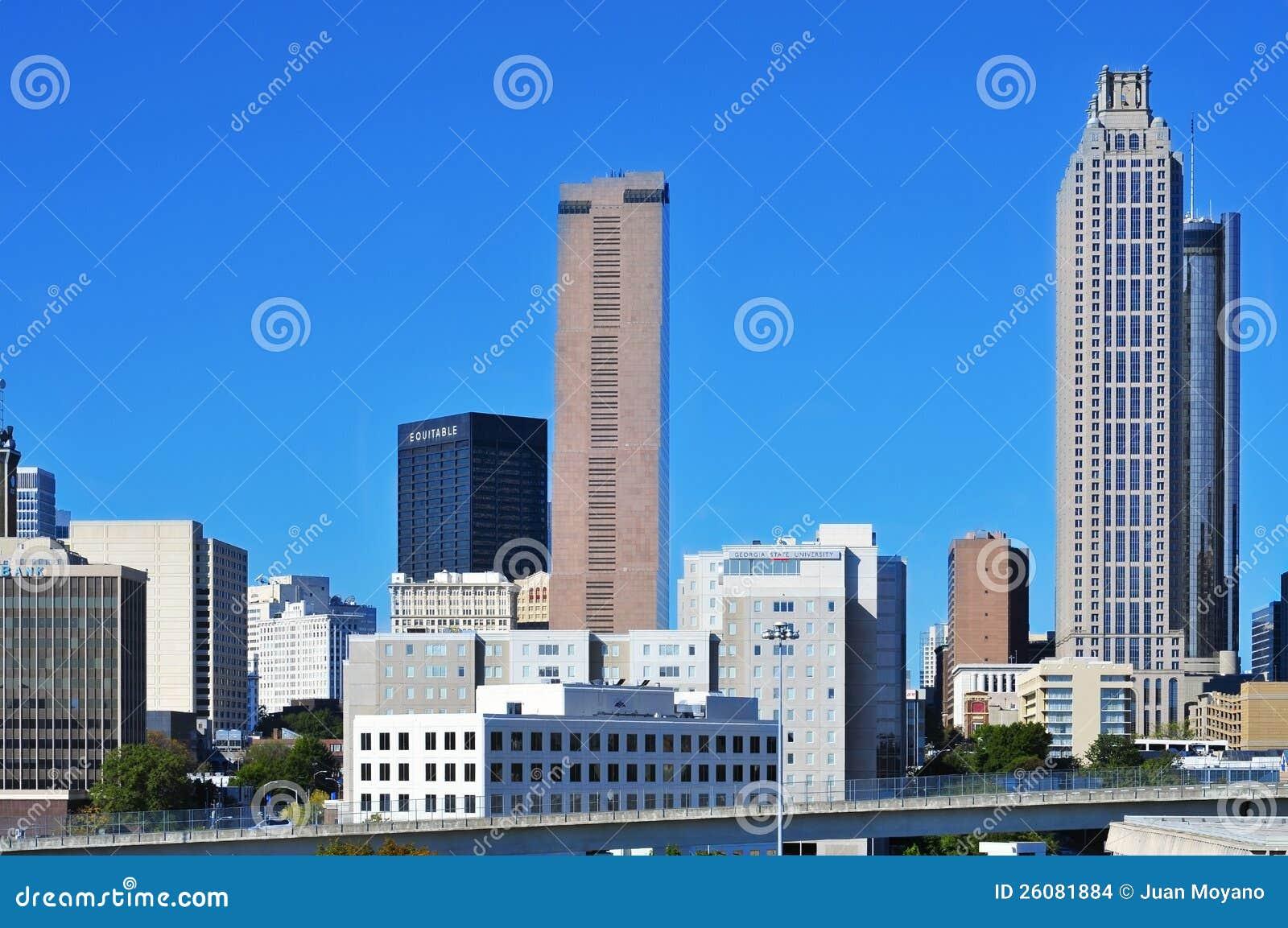 Atlanta del centro, Stati Uniti