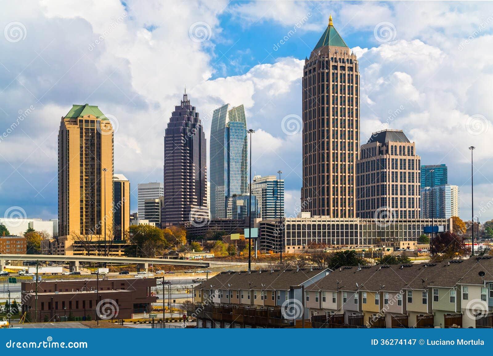 Atlanta, Georgië, de V.S.