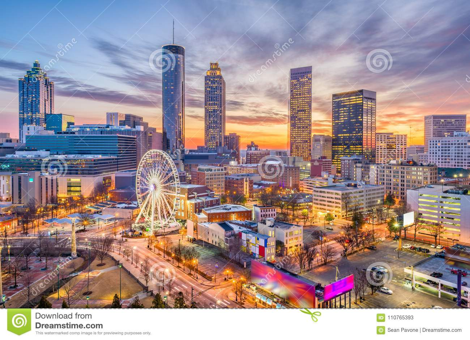 Atlanta Georgia, USA